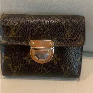 Authentic Louis Vuitton Portefeuille Koala wallet